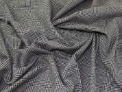 Cashmere Wool Coating Fabric  Grey