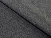 Italian 100% Wool Suiting Dress Fabric  Grey