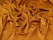 Stretch Crinkle Crepe Fabric  Butterscotch