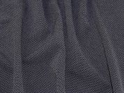 Woven Stretch Suiting Dress Fabric  Grey