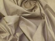 Plain Polycotton Corduroy Dress Fabric  Beige