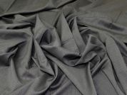Wool Suiting Fabric  Grey