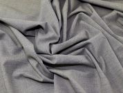 Portuguese Wool Blend Stretch Suiting Dress Fabric  Sand