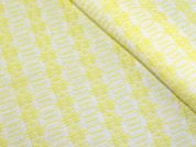 Woven Coating Fabric  Lemon Yellow