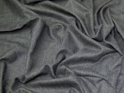 Virgin Wool Suiting Fabric  Olive Green