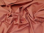Stretch Textured Suiting Fabric  Russet