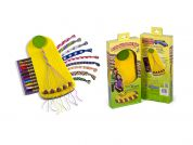 DMC My Friendship Bracelet Maker Traveller Kit