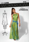 New Look Ladies Sewing Pattern 6119 Sun Dresses & Belt