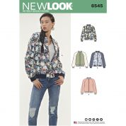New Look Sewing Pattern 6545