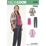 New Look Sewing Pattern 6546