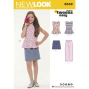 New Look Sewing Pattern 6549