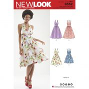 New Look Sewing Pattern 6552