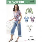 New Look Sewing Pattern 6560