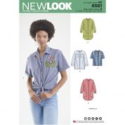 New Look Sewing Pattern 6561