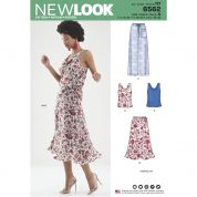 New Look Sewing Pattern 6562