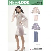 New Look Sewing Pattern 6563