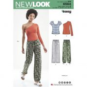 New Look Sewing Pattern 6564