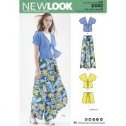 New Look Sewing Pattern 6565