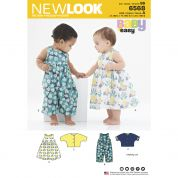 New Look Sewing Pattern 6568