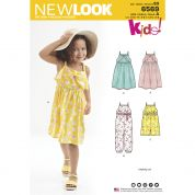 New Look Sewing Pattern 6569