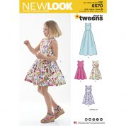 New Look Sewing Pattern 6570
