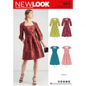New Look Sewing Pattern 6571