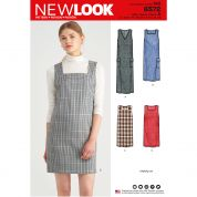 New Look Sewing Pattern 6572