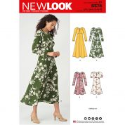 New Look Sewing Pattern 6574
