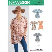New Look Sewing Pattern 6575