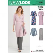 New Look Sewing Pattern 6581
