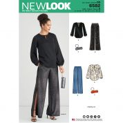 New Look Sewing Pattern 6582