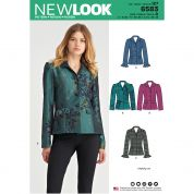 New Look Sewing Pattern 6583