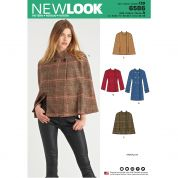New Look Sewing Pattern 6586