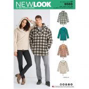 New Look Sewing Pattern 6588