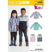 New Look Sewing Pattern 6590