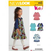 New Look Sewing Pattern 6591