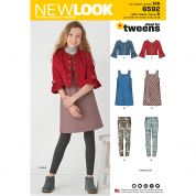 New Look Sewing Pattern 6592