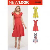 New Look Sewing Pattern 6593