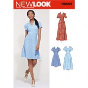 New Look Sewing Pattern 6594