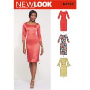 New Look Sewing Pattern 6595
