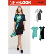 New Look Sewing Pattern 6596