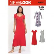 New Look Sewing Pattern 6597