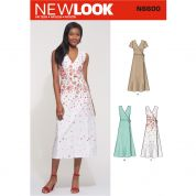 New Look Sewing Pattern 6600