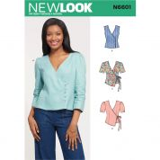 New Look Sewing Pattern 6601