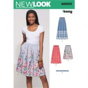 New Look Sewing Pattern 6605