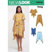 New Look Sewing Pattern 6609