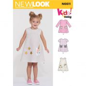 New Look Sewing Pattern 6611