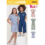 New Look Sewing Pattern 6612