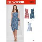 New Look Sewing Pattern 6614
