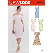 New Look Sewing Pattern 6615